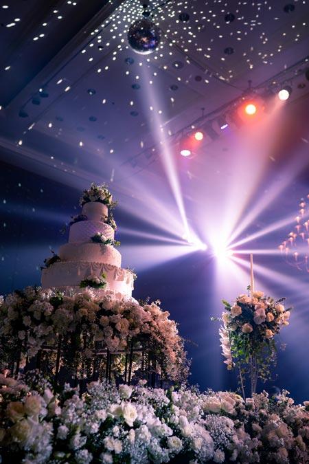 wedding lighitng