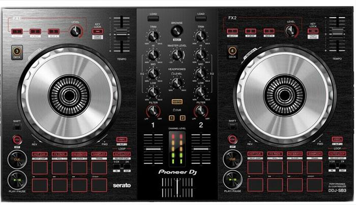 Pioneer DJ controller