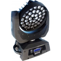 Phantos Megawash - moving head wash with zoom
