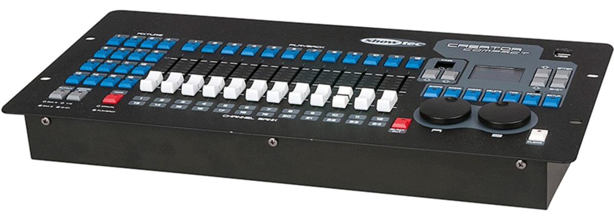 Showtec Creator DMX Controller 2x384 Channel