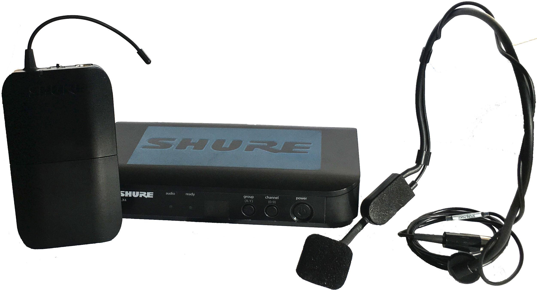 Wireless headset microphone bundle
