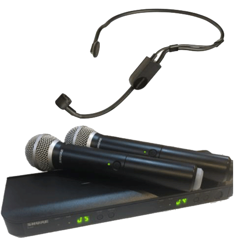Wireless Microphone Hire Sydney