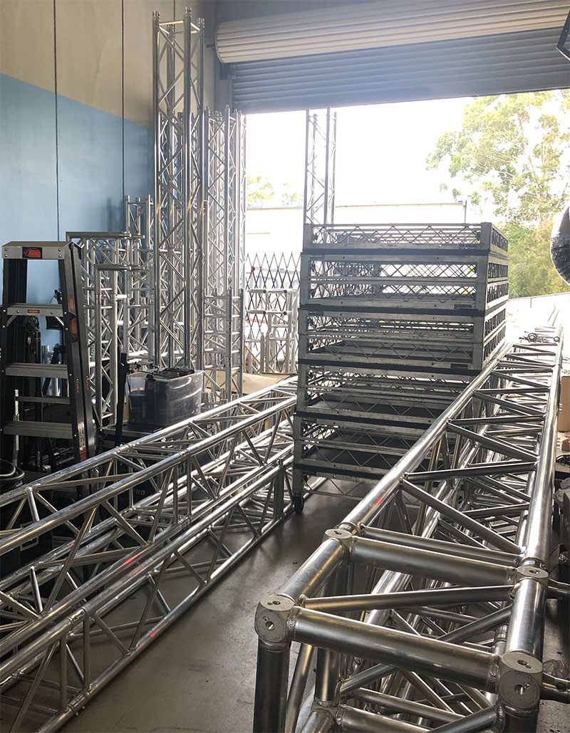 Event Stage Exhibition Rigging