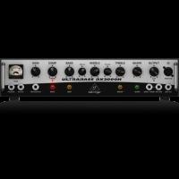 Behringer BX2000H Bass Head Amp