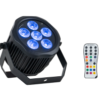 PAR6X12OB - Outoodr Battery Parcan With Wireless DMX