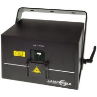 3000mW full RGB laser